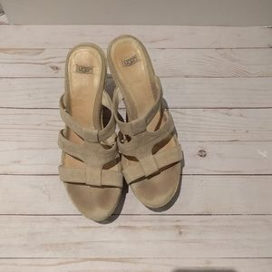 🌺🌸Nice sandals by UGGs 🌺👠🌸